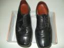 Pantofi din piele groasă Nr.40