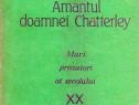 Amantul Doamnei Chatterley Autor(i): Dh.Lawrenice
