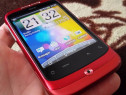 HTC Wildfire A3333,Pink,IMPECABIL,Android,stare ireprosabila