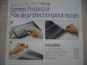 Folii de protectie ecran SAMSUNG GALAXY Tab 2 si Note 2, noi