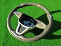 Seat Ibiza 6J0 Volan Sport piele perforata carbon 2009-2013