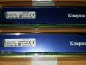 Kit memorie DDR3 4Gb, Kingston Hyperx Blu