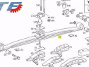 ARC FATA DAF CF 8X4- NOU- TVA INCLUS