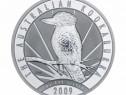 Monedă de Argint Australian Kookaburra 2009 1oz