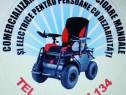 Scaune handicap dizabilitati electrice si manuale