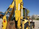 Lucrări cu Buldoexcavator Miniexcavator