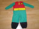 Costum carnaval serbare robbin pentru copii de 2-3 ani