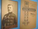 Set 4 buc CDV Foto Militare: Germania, Austro-Ungaria.