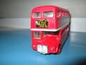 Autobuz metal Welly China Londons Premier Tour.