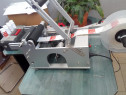 Masina de etichetare - sistem semiautomat 220V