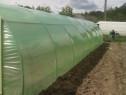 Solar legume si flori 26 m lungime /4 m deschidere