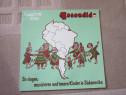 Vinil ptr.copii Muzica din America de Sud, made in Germany