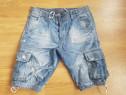 Pantaloni scurți blugi Pull & Bear