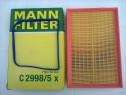 Filtru aer Mann C2998/5x pt. Fabia1, Octavia 2, Golf 4 & 5