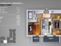 Apartament 2 camere, 62 mp, decomandat, la Metrou Aparatori