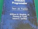 Fundamentele evaluării programelor*teorii ale practicii