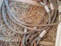 Dispozitiv de tractare/ridicare, cablu sufa otel zincat