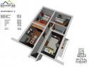 Apartament de 3 camere-Sibiu tineretului