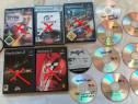 PS 2 Modat (lentila defecta) +  jocuri