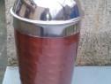 Shaker 500ML inox exterior cupru sau Shaker 500ML inox