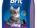 Brit Cat Premium Senior, 8 Kg