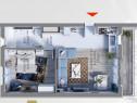 Apartament 2 camere nou Avantgarden