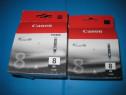 Cartus Genuine Canon Pixma 8 Chromalife 100 BK CLI-8BK-CE. E