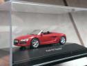 Macheta metal Audi R8 Spyder - Schuco, scara 1:87 H0