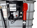 Bazin rezervor cu pompa transfer  motorina