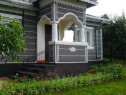 Casa cu teren aferent de 3600mp Parcovaci, Harlau