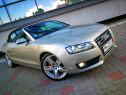 Audi A5 2.0Tdi Cabrio170Cp Euro5 S-line Piele/Xenon/Navi/Led
