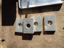 Prezoane inox placi aluminiu