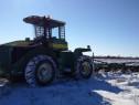 Tractor Zimbru si plug 5 trupite