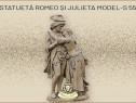 Statueta Romeo si Julieta din beton model S55.