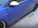 Set ornamente praguri laterale Volkswagen Golf 7 R FL v5