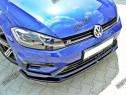 Prelungire tuning bara fata VW Golf 7 Mk VII R Facelift v13