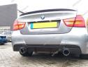 Prelungire tuning difuzor bara spate BMW E90 E91 M3 335 v2
