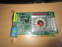 Placa video NVIDIA AGP FX 5500,256MB,DDR,128bit,DVI,VGA