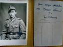Ww2-3Reich-Militar semnat Thomas uniforma centura insemne.