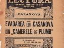"""Evadarea lui Casanova din """"Camerele de plumb"""""""