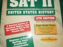 SAT II - United States History - 11th Edition - 450 pagini
