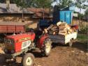 Tractor japonez Yanmar 1401 cu freza