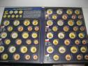 A179-Album mare pt. monede euro specimen.