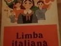 Limba italiana, manual pt clasa a III a