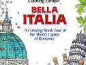 Coloring Europe - Bella Italia