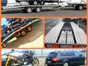 Inchiriez remorca transport motociclete auto atv trailer