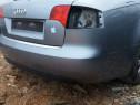 Bara spate Audi A4 B7 cu orificii senzori parcare