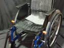 Scaun cu rotile carut Suedia dizabilitati handicap batrani