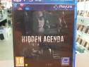 Hidden Agenda (Ukryty plan) PS4
