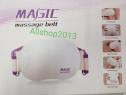 Centura de masaj cu vibratii Magic Massage Belt, tonifiere